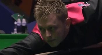 Snooker player premature celebration GIFs