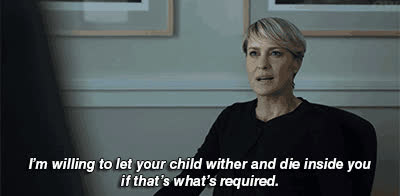 house of cards, robin wright, No More Rowing Machine Scenes GIFs