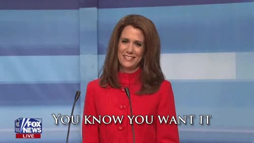 Watch You want it GIF on Gfycat. Discover more kristen wiig GIFs on Gfycat