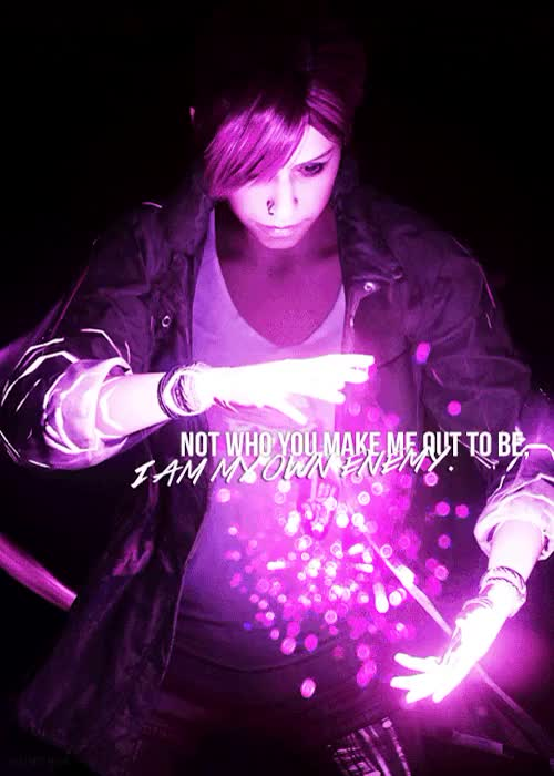 Watch and share Infamous Second Son GIFs and Abigail Walker GIFs on Gfycat