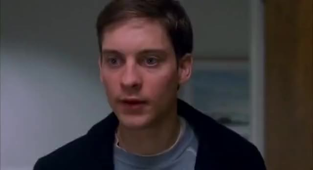 Watch and share Tobey Maguire GIFs and Celebs GIFs on Gfycat