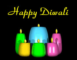 diwali, happy diwali, holiday, Happy Diwali candles flickering GIFs
