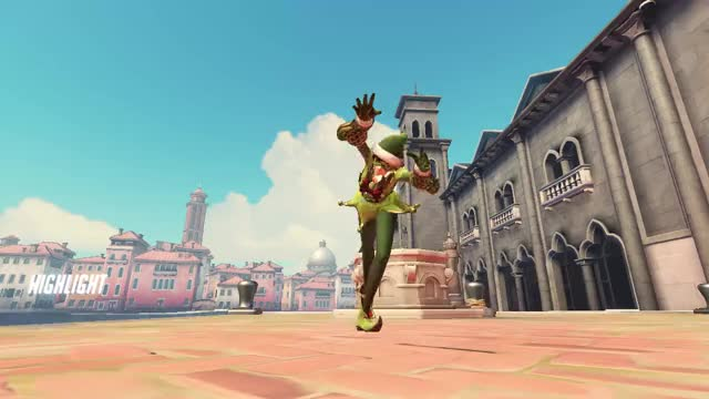 Watch and share Highlight GIFs and Overwatch GIFs by yuantv on Gfycat