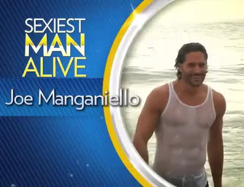 Watch Joe Manganiello Talks Up His Werewolf Talents | People GIF on Gfycat. Discover more Against, Hollywood, Magazine, Rumors, Werewolf, celeb, celebrities, celebrity, com, entertainment, famous, gossip, guys, interview, news, people, rise, style, time GIFs on Gfycat