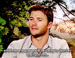 Watch and share Scott Eastwood GIFs and Interview GIFs on Gfycat