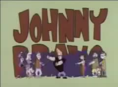 Watch and share Johnny Bravo GIFs and Theme Song GIFs on Gfycat