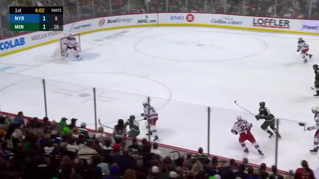 Watch and share New York Rangers GIFs and Minnesota Wild GIFs on Gfycat
