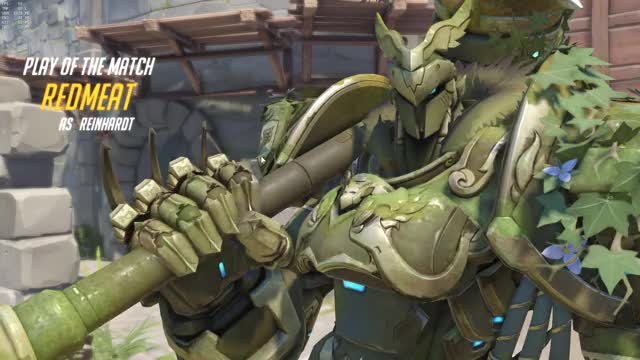 Watch and share Overwatch GIFs by kristetoffer on Gfycat