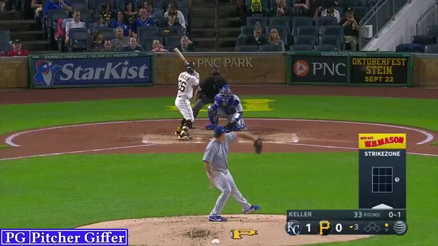 Watch and share Brad Keller GIFs and Baseball GIFs by DigitalOpticals on Gfycat