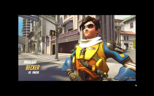 Watch and share Tracer GIFs by hazmatfilthy on Gfycat
