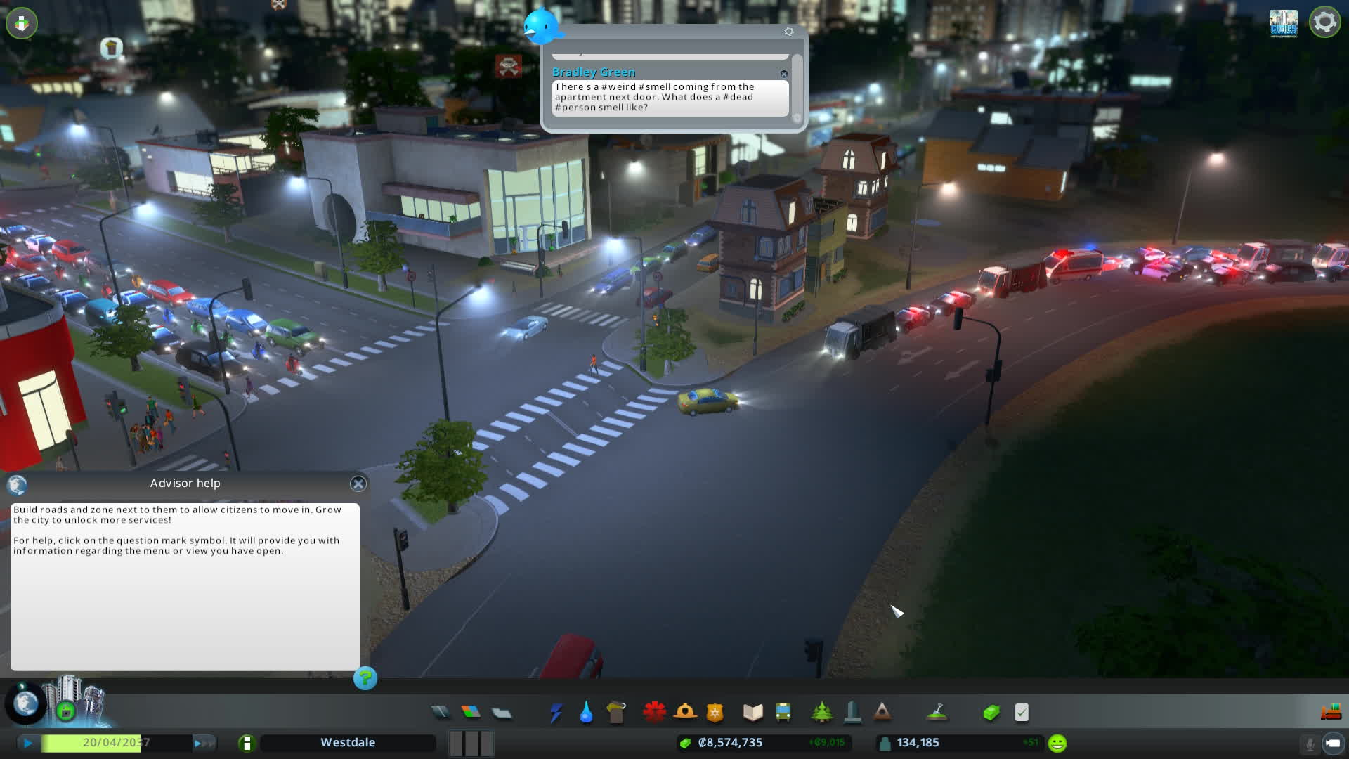 citiesskylines, How Not to Drive GIFs