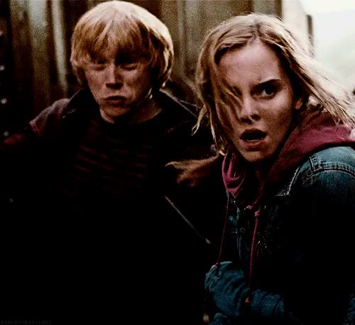 Watch and share Hermione Granger GIFs and I Ship Them Hard GIFs on Gfycat