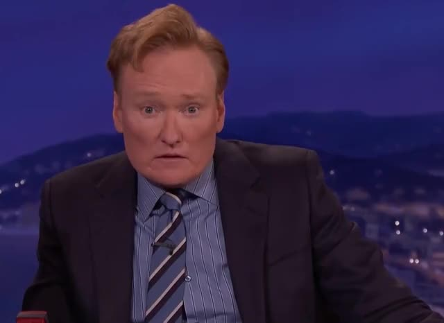 Watch and share Confused GIFs and Conan GIFs by Reactions on Gfycat