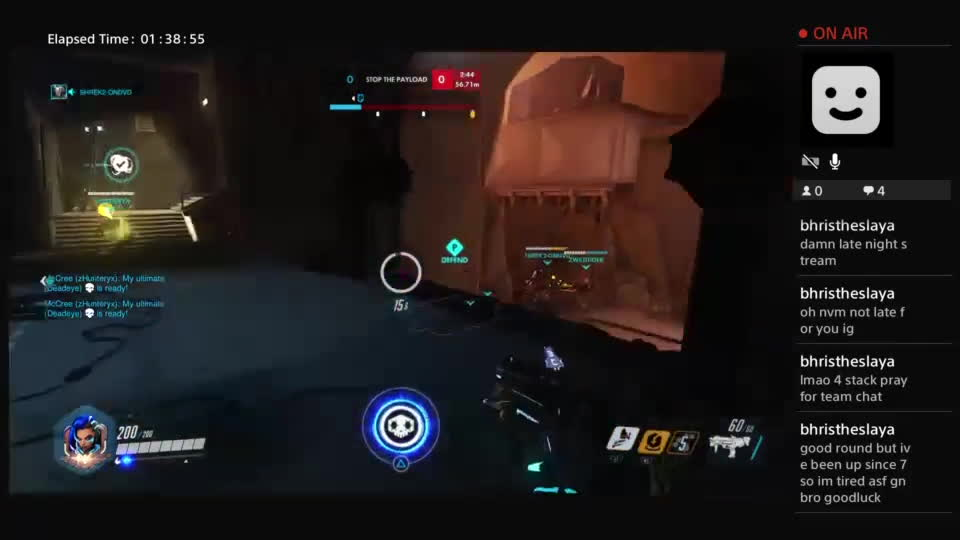 OWConsole, Overwatch, Lucky Rein Pin GIFs