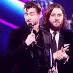 Watch and share Alex Turner Gif 2 GIFs on Gfycat