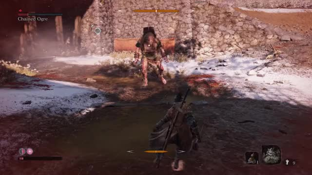 Watch and share Sekiro Gigant Troll GIFs by szymrad on Gfycat