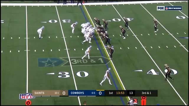 Watch Elliott GIF by @asenoa7 on Gfycat. Discover more Dallas Cowboys, New Orleans Saints, football GIFs on Gfycat