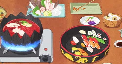 Watch Animu Food GIF on Gfycat. Discover more related GIFs on Gfycat