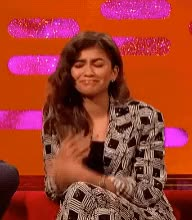 Watch this awww GIF by sannahparker on Gfycat. Discover more adorable, awww, graham norton show, my heart, precious, zendaya GIFs on Gfycat