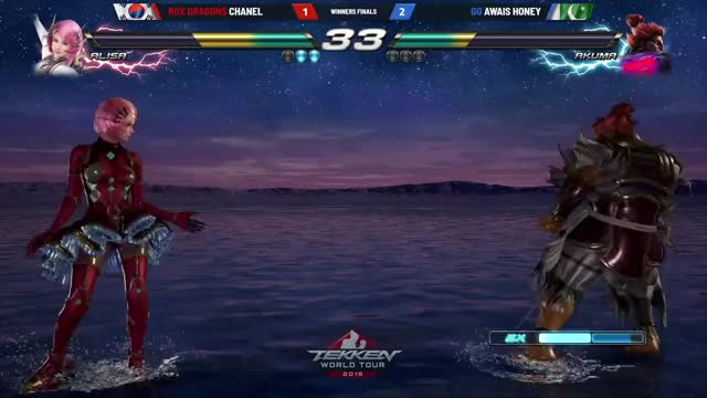 Watch and share Tekken GIFs by Aviary on Gfycat