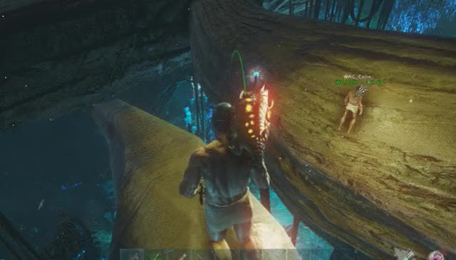 Ark: Aberration's new movement systems light up the
