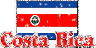 Watch and share Costa Rica animated stickers on Gfycat