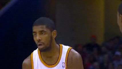 Watch Kyrie Irving — Cleveland Cavaliers GIF by Off-Hand (@off-hand) on Gfycat. Discover more 020813 GIFs on Gfycat