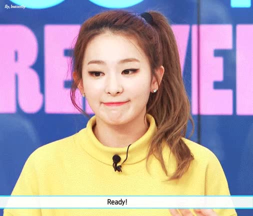 Watch this ready GIF by baechubutts (@baechubutts) on Gfycat. Discover more ready, rvcord, seulgi GIFs on Gfycat