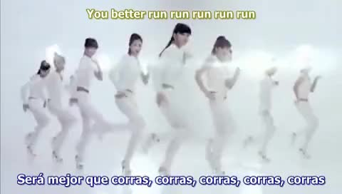 Watch and share Snsd Run Devil Run GIFs on Gfycat
