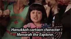 Watch Menorah The Explorer GIF on Gfycat. Discover more related GIFs on Gfycat