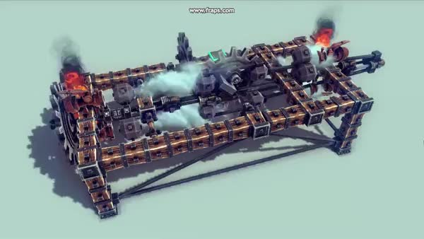 Watch and share Besiege GIFs by rcmz on Gfycat