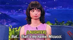 Watch and share Neil Patrick Harris GIFs and Kate Micucci GIFs on Gfycat