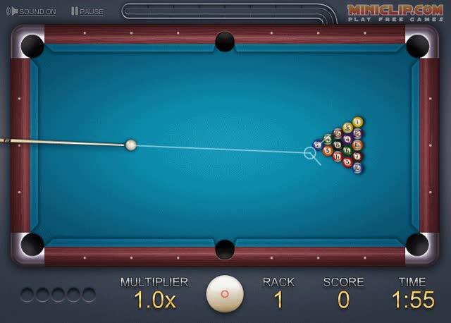 Watch and share Billiard GIFs on Gfycat