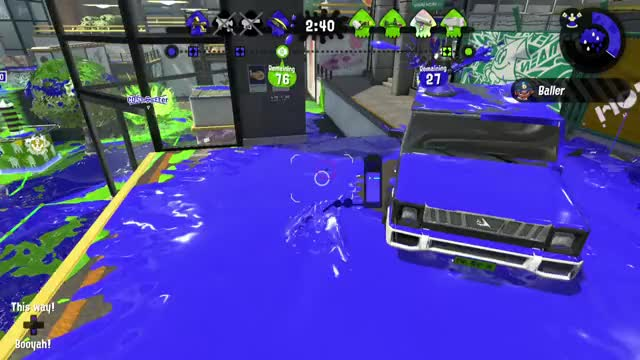 Watch Close Call GIF on Gfycat. Discover more splatoon 2 GIFs on Gfycat