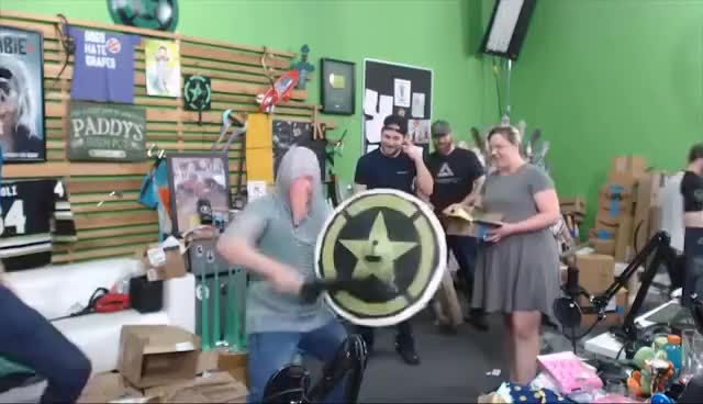 Watch Best of Achievement Hunter - May 2017 GIF on Gfycat. Discover more related GIFs on Gfycat