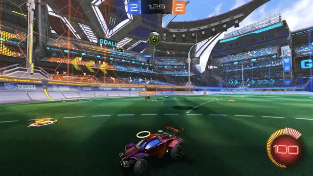 Watch and share Rocket League GIFs and Dribble GIFs by Dixbfloppin on Gfycat