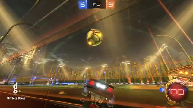 Watch Goal 9: Albion Hog GIF by Gif Your Game (@gifyourgame) on Gfycat. Discover more Albion Hog, Gif Your Game, GifYourGame, Rocket League, RocketLeague GIFs on Gfycat