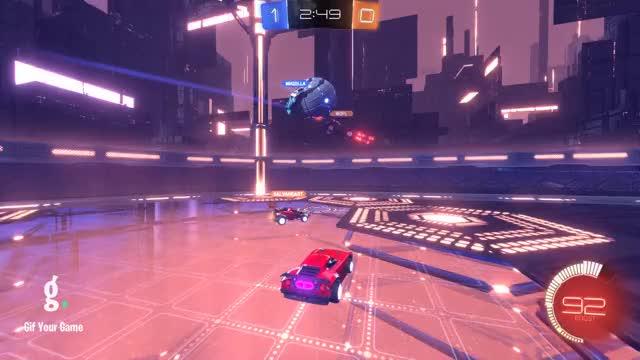 Watch Goal 2: Mit GIF by gifyourgame on Gfycat. Discover more Gif Your Game, GifYourGame, Goal, Mit, Rocket League, RocketLeague GIFs on Gfycat