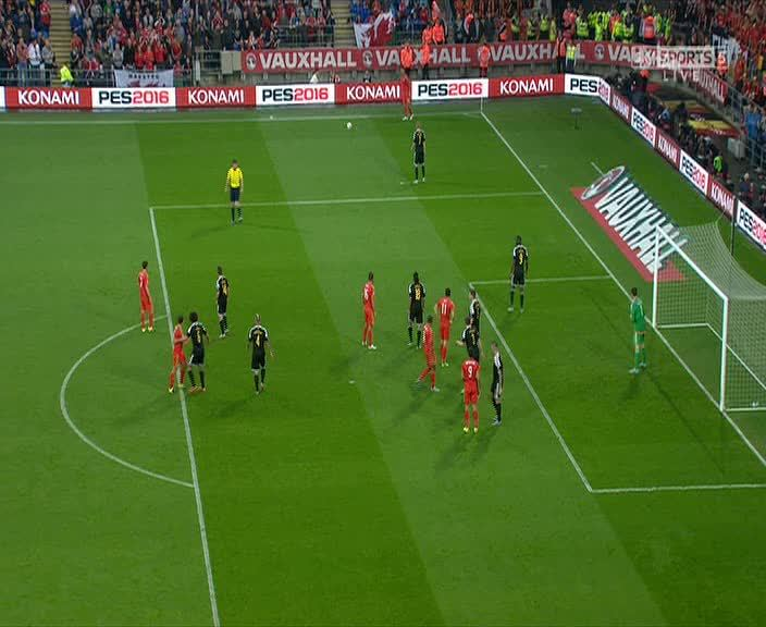 realmadrid, soccer, Bale goal vs Belgium (1-0) (reddit) GIFs