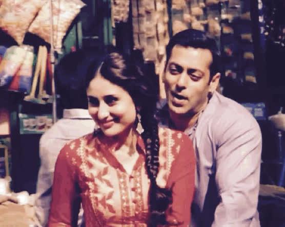 salman khan, Kareena And Salman GIFs
