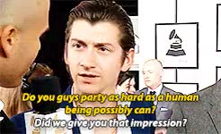 Watch and share Grammy Awards 2015 GIFs and Arctic Monkeys GIFs on Gfycat