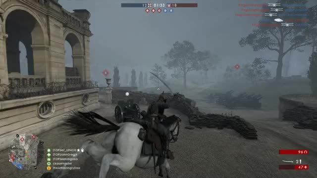 Watch Horse kept running GIF by theamazinglydax on Gfycat. Discover more battlefield1 GIFs on Gfycat