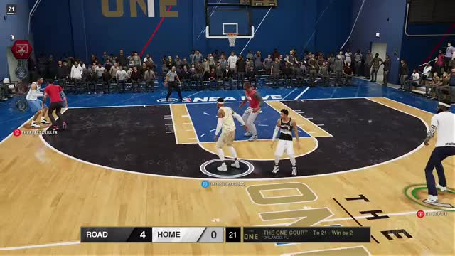 Watch this GIF by Xbox DVR (@xboxdvr) on Gfycat. Discover more ChrysiPuff, NBALIVE18TheOneEdition, xbox, xbox dvr, xbox one GIFs on Gfycat