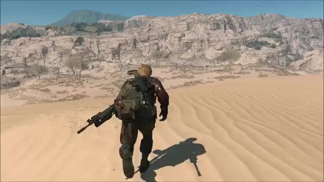 Watch and share Mgs V Truck Snipe GIFs by snakesenpai on Gfycat