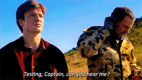 Watch and share Captain Reynolds GIFs and Malcolm Reynolds GIFs on Gfycat