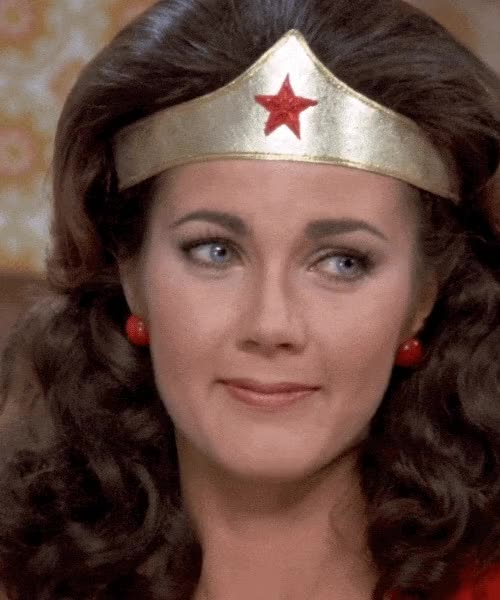 Watch and share Lynda Carter GIFs on Gfycat