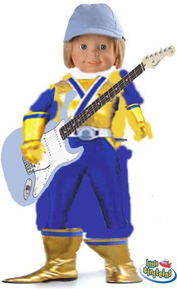 Watch and share Little Einsteins Roby The Guitar Playing Gold By Jackandannie GIFs on Gfycat