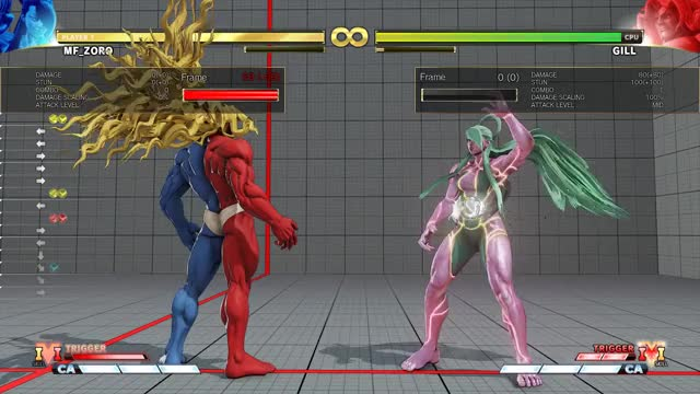 Watch and share Seth - Gill Ability Steal Combo GIFs by stuff on Gfycat