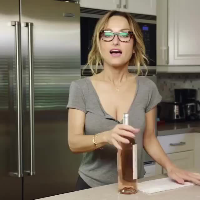 Watch and share Giada De Laurentiis GIFs and Wine GIFs on Gfycat