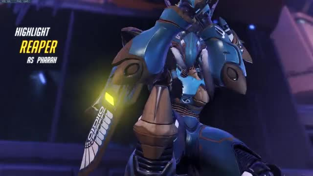 Watch and share Quadruple Kill GIFs and Overwatch GIFs by Reaper on Gfycat